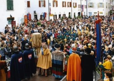 TUTTO PRONTO PER LA XXVI EDIZIONE DELLA FESTA DELLA ZUCCA DI VENZONE
